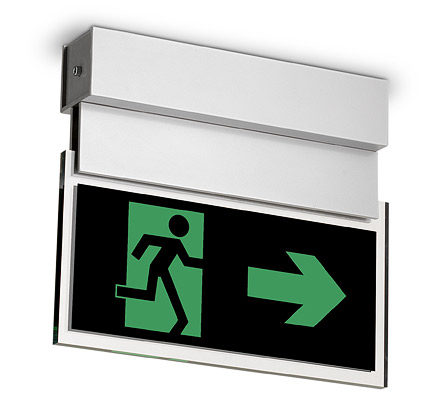 Surface Mounted Theatre Exit Sign